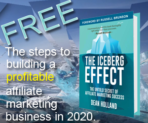 The Iceberg Effect Review https://www.andrewwithdean.com/free-book-offer-ao